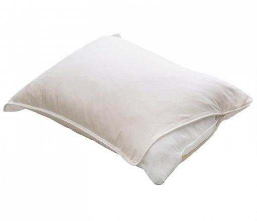 Yastık alezlerimiz sıvı geçirmez hava geçirir membran film kaplı kumaşımızdan fermuarlı veya flaplı olarak istenilen ölçüde üretilebilir.